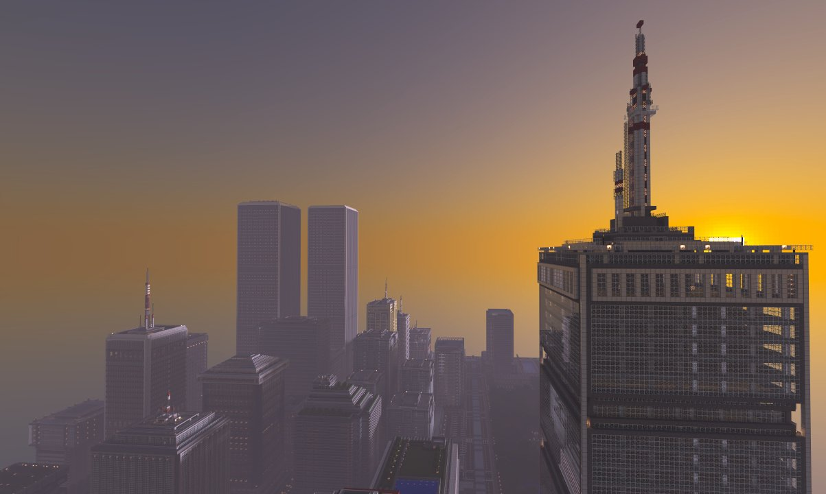 The Largest Minecraft City Ever Made [Video]