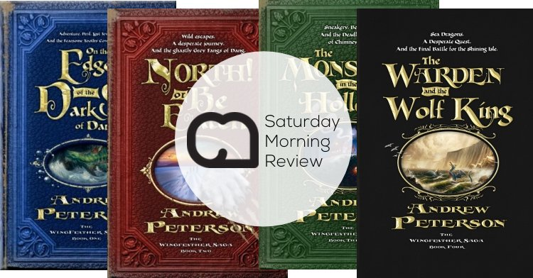 'The Wingfeather Saga' by Andrew Peterson [Saturday Morning Review]