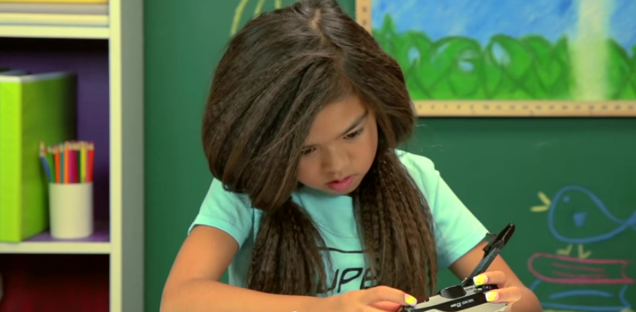 Kids React to Old Cameras [Video]