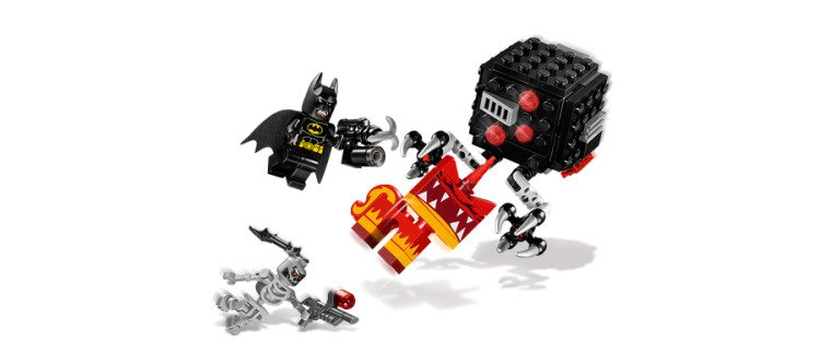 70817 BATMAN™ & SUPER ANGRY KITTY ATTACK