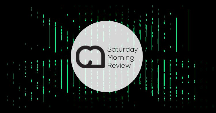'Neon Steeple' by David Crowder [Saturday Morning Review]