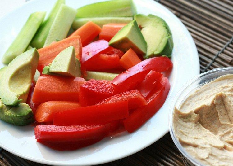 healthy snacks - yum