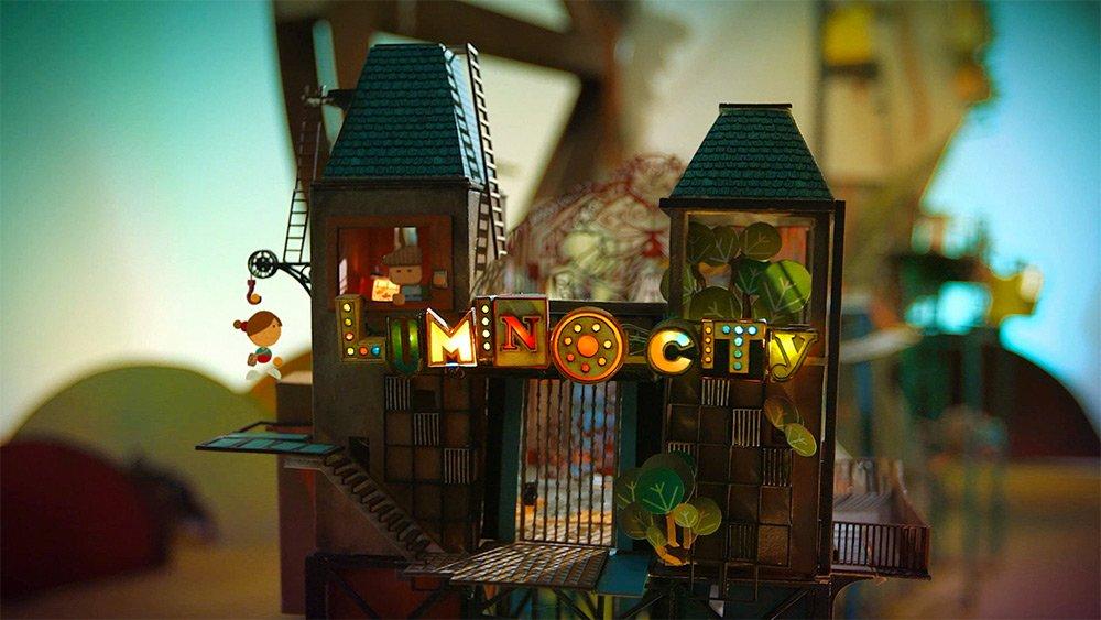 Lumino City: A Handmade Paper Video Game