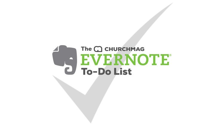 From Legal Pad to iPad: The Evernote To-Do List