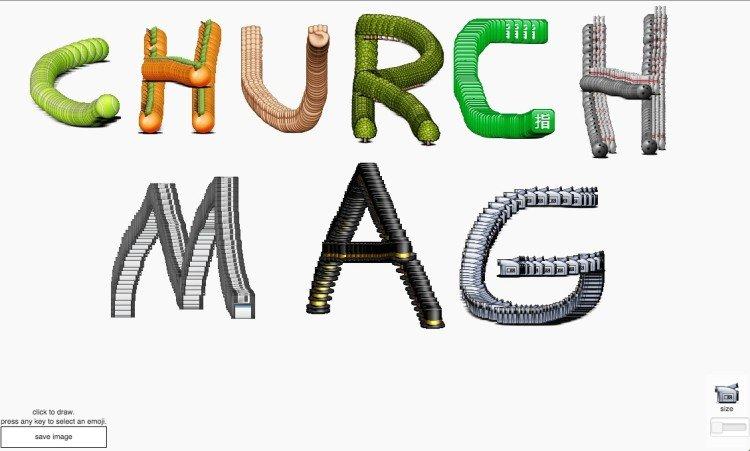 emoji churchmag