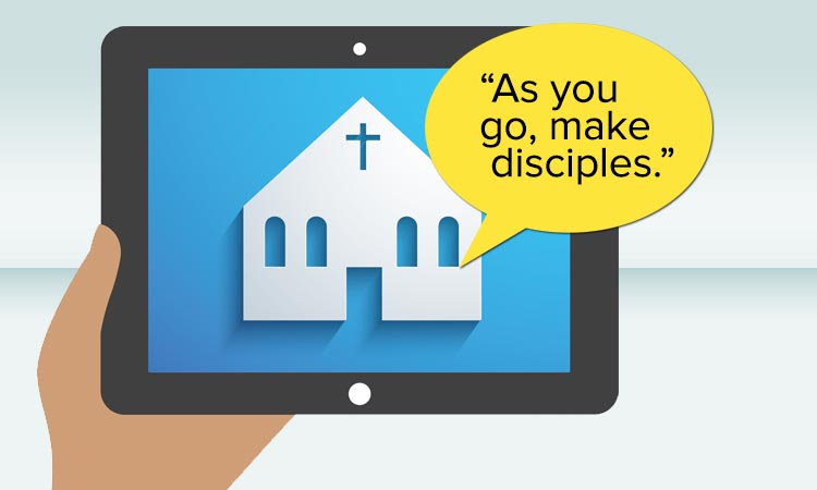 "Why ""Digital Discipleship"" Is More Biblical than You Think"