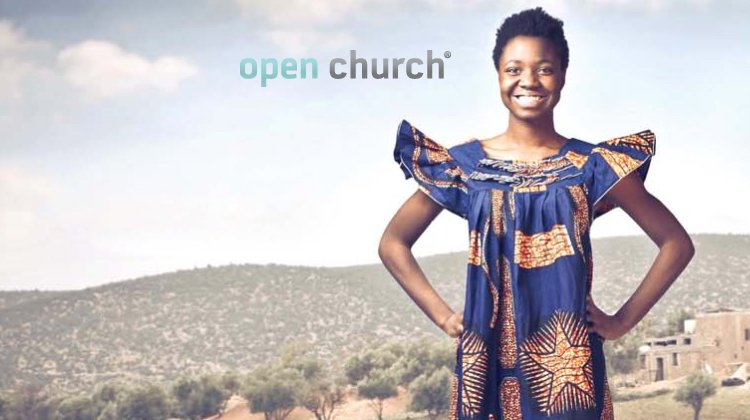 Open Church: Resourcing the Church for the 21st Century