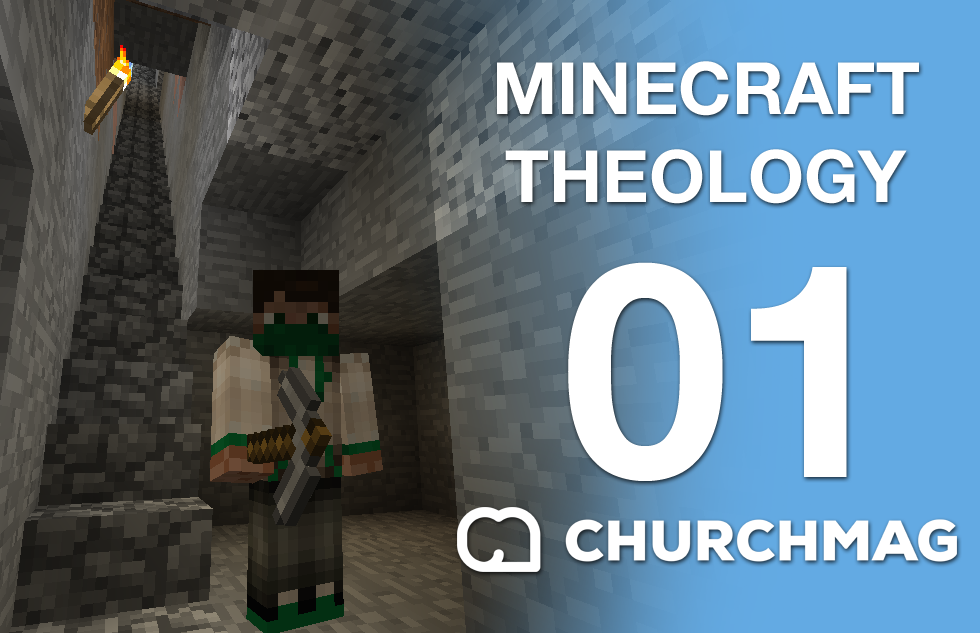 Minecraft Theology: 01 Taking Inventory