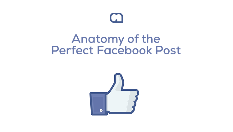 The Anatomy of the Perfect Facebook Post [Video]