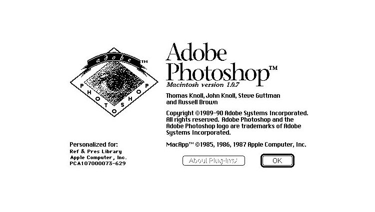 Photoshop Experts Try to Use Photoshop 1.0