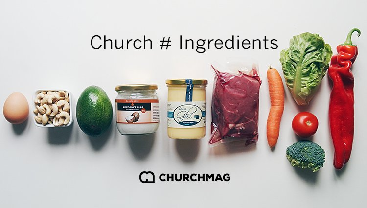 6 Delicious Ingredients for Your Church Hashtag