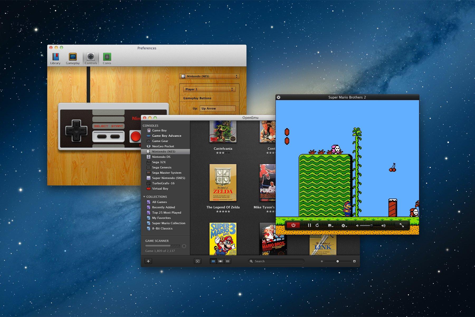 OpenEmu – The Best Retro Gaming Emulator - ChurchMag