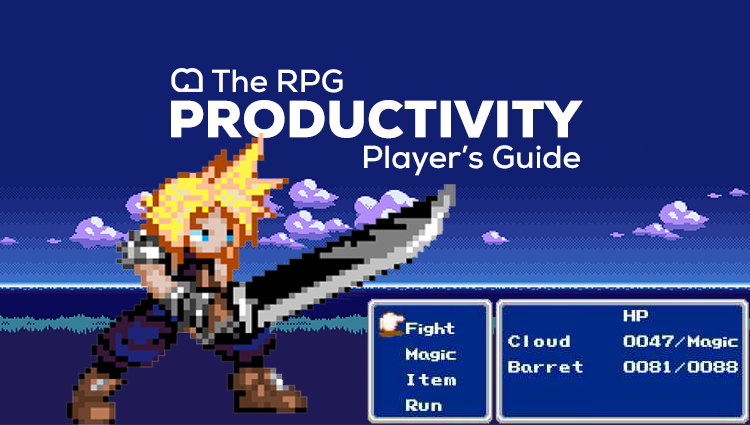 The RPG Productivity Player's Guide [Series]