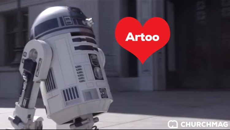 Artoo In Love [Video]