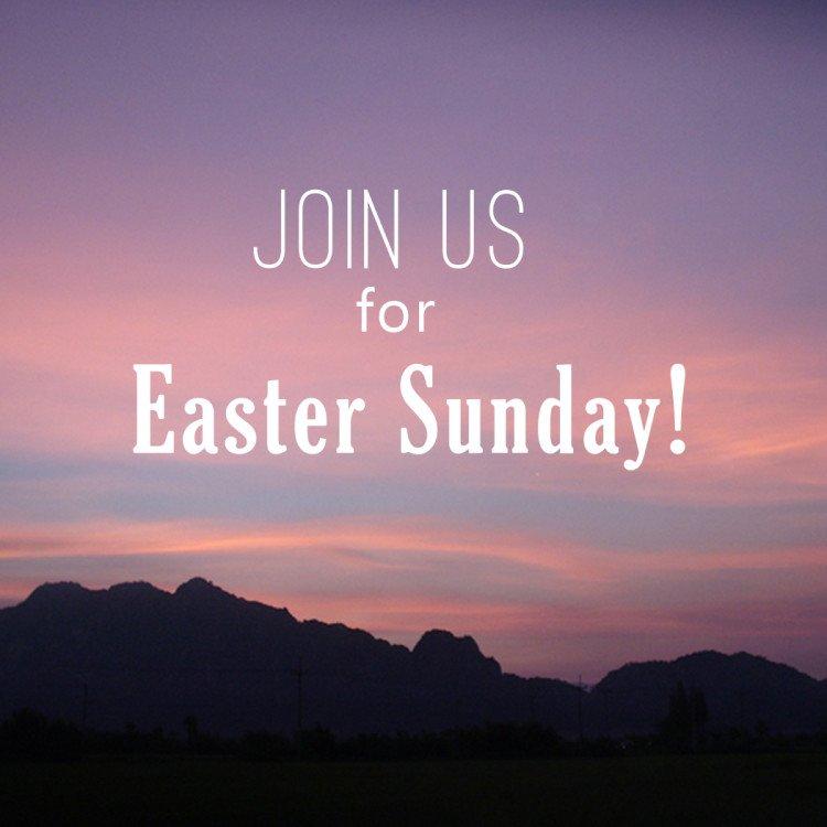 Easter Sunday 7