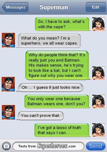 Superman-Superwoman