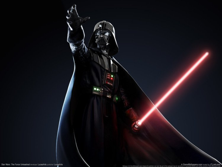Don't give in to the Dark Side!