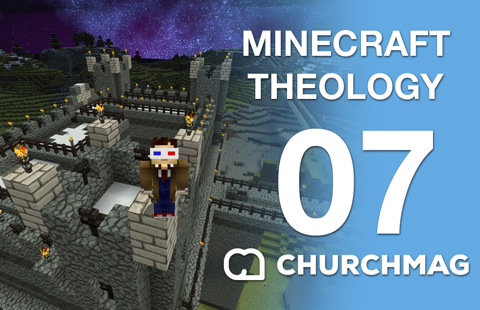 Minecraft Theology: 07 Meet Sean