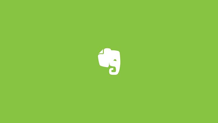 Evernote Logo - Large
