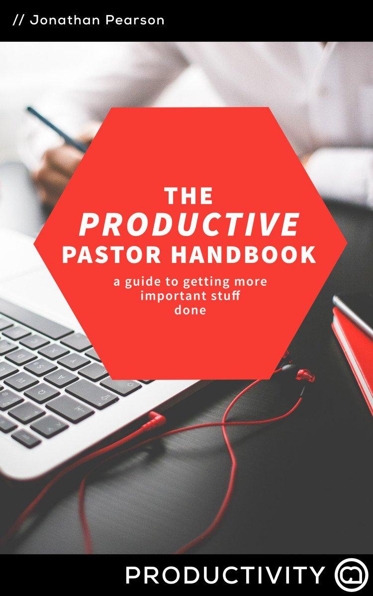 productive pastor handbook