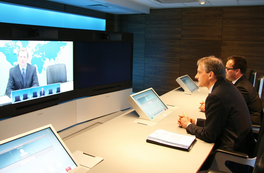 Collaborate Globally with Video Conferencing