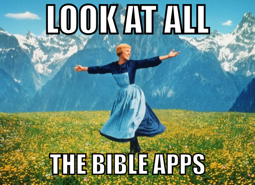 all the bible apps