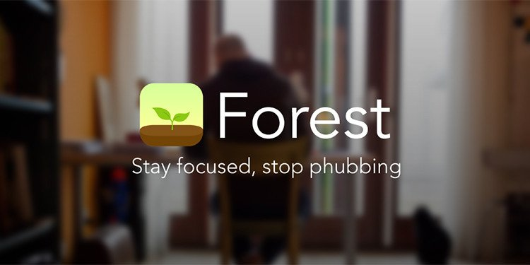 Forest app procrastination phone productivity