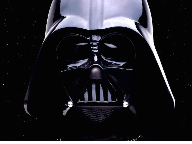 A Darth Vader Selfie That Went Horribly Wrong