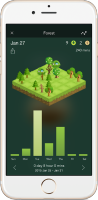 forest app productivity phone