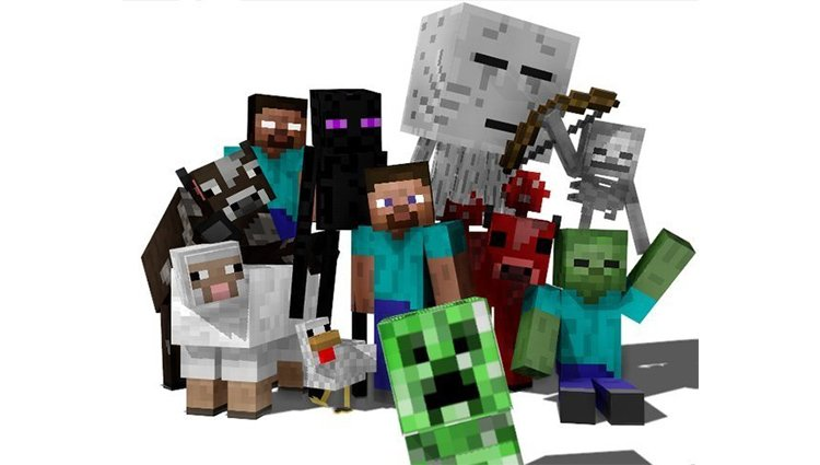 Mining Minecraft Videos from the ChurchMag Minecraft Server