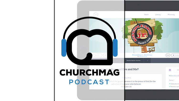 Disciplr and the Future of Church Curriculum [Podcast #58]