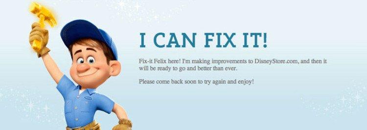 Felix can fix it