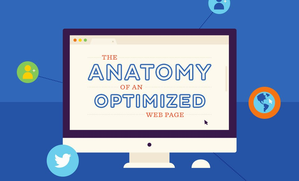 The Anatomy of an Optimized Web Page [Infographic] - ChurchMag