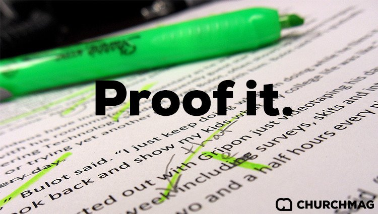 How to Better Proofread Your Own Writing