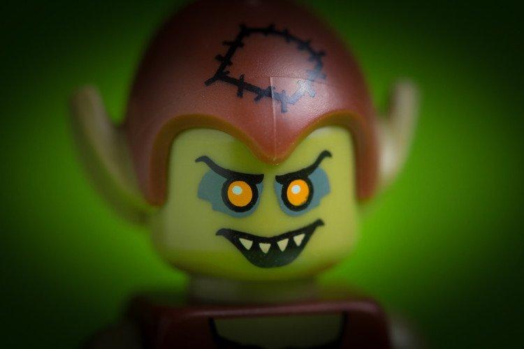 LEGO Troll - Image