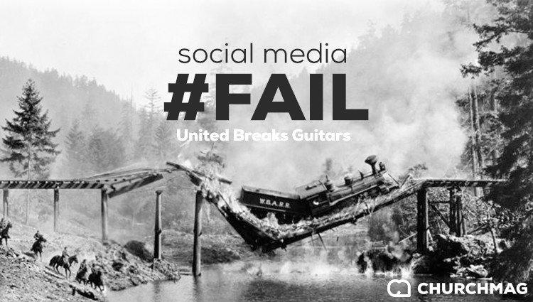 Social Media Fails: United Breaks Guitars