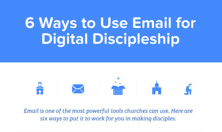 6 Ways to Use Email for Digital Discipleship