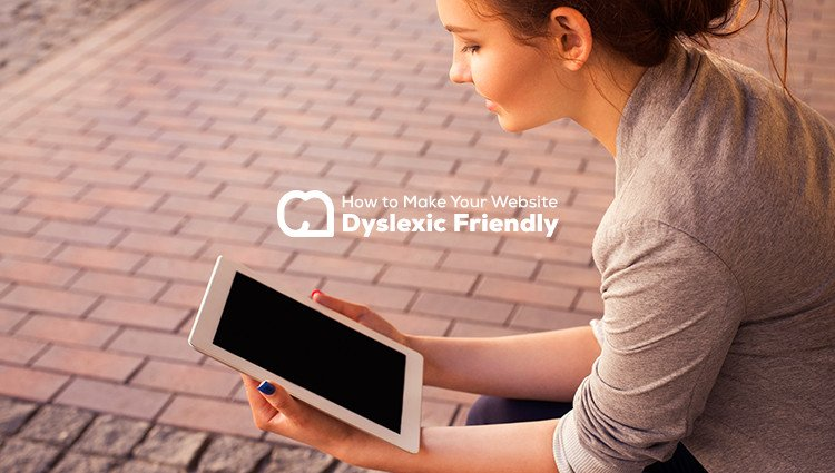 How to Make Your Website (and Prints) Dyslexic Friendly