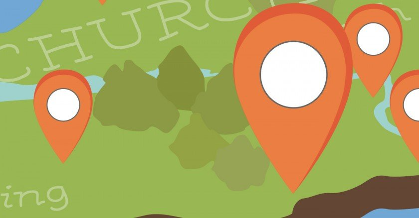 The World Map of Christian Apps [Infographic]