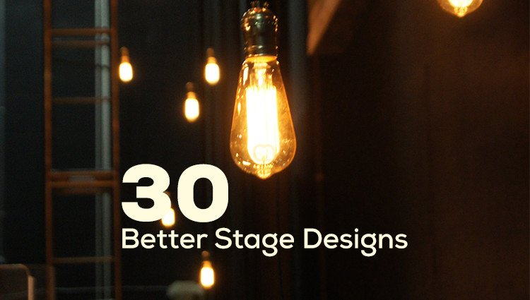 30 Tips for Church Stage Designs