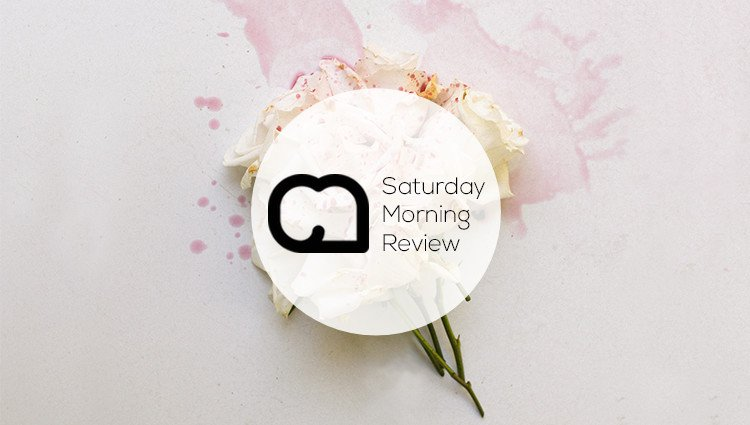 'You're My Avalanche' by John Mark and Sarah McMillan [Saturday Morning Review]
