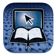 Blue Letter Bible Icon