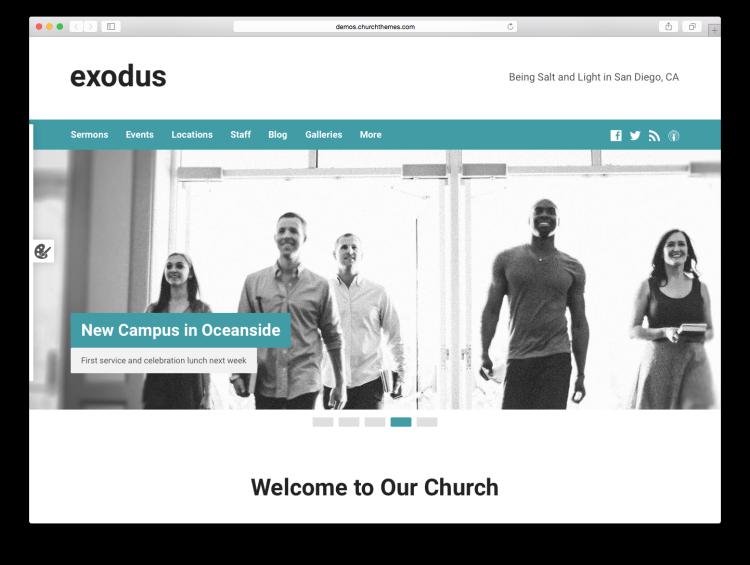 Exodus Screen