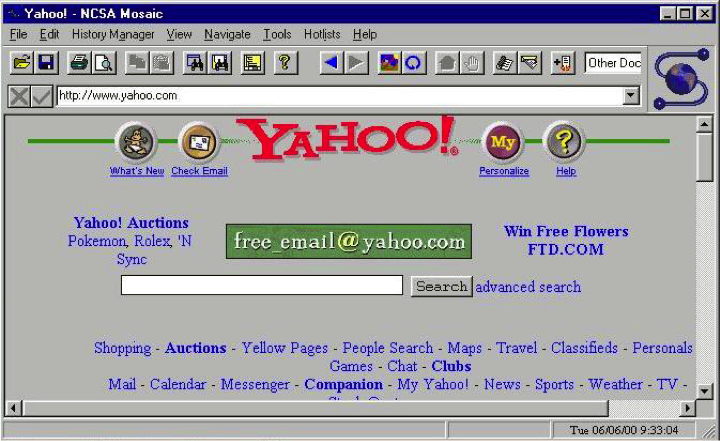 How Our Favorite Websites Have Changed Over The Years [Video]