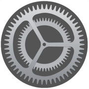 Apple Settings Logo Icon
