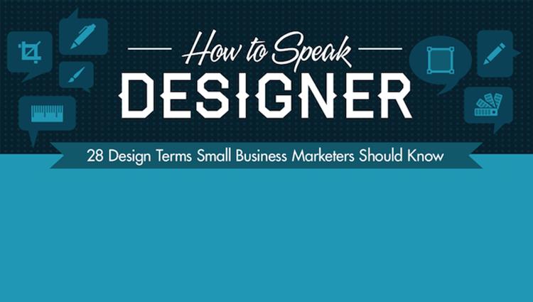 How To Speak Designer [Infographic]
