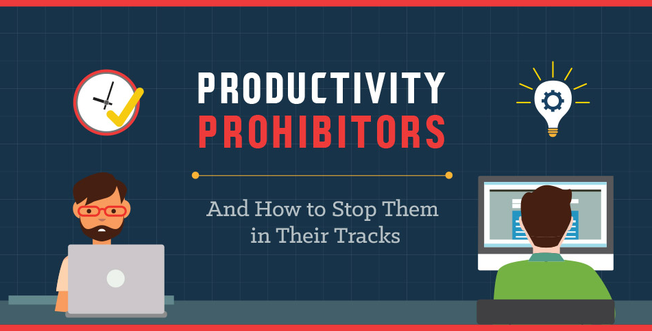 Productivity Prohibitors [Infographic]