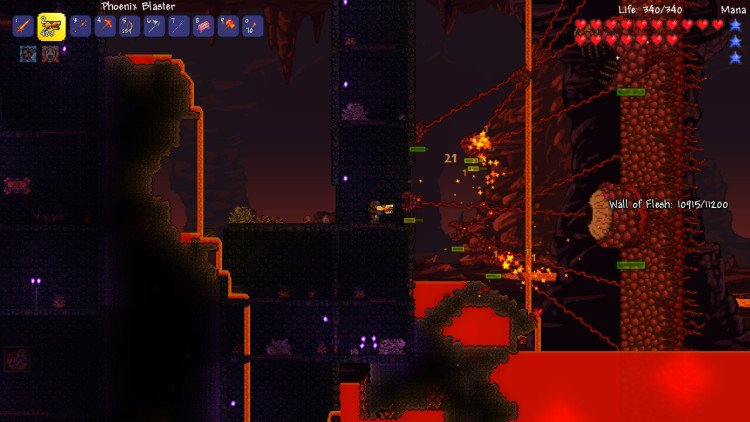 Terraria: Dig, Fight, Build! [Saturday Morning Review