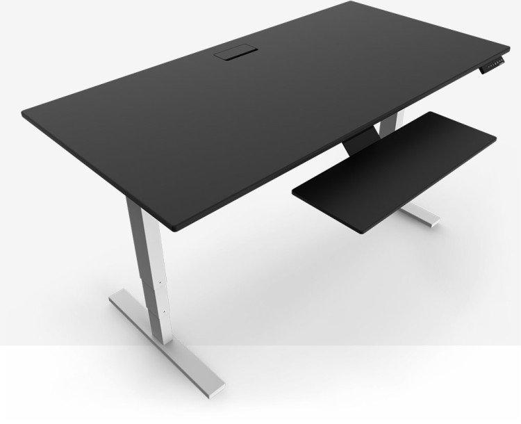 standing-desk-evodesk-keyboard