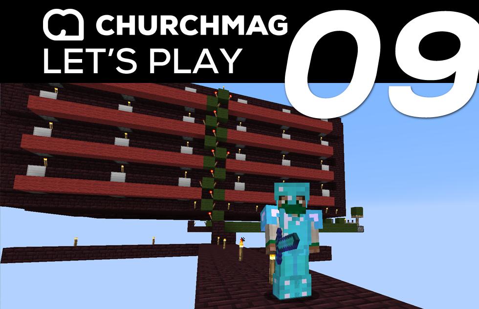 Let's Play 09: Mob Farm